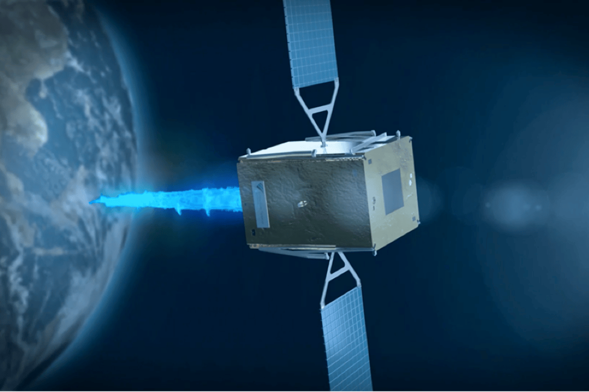 Effective Space Solutions says its DeOrbiter microsatellite could also be used to rescue renegade satellites