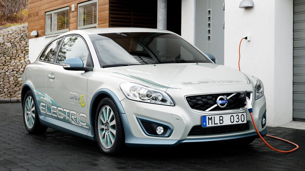 The fuel cells will be tested on cars based on the based on the current C30 DRIVe Electric
