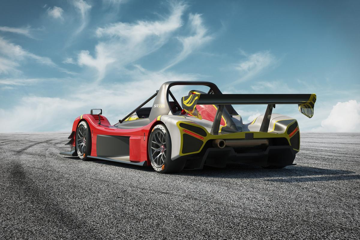 The Radical SR10 is the latest in a long lineage of lightweight British track racers