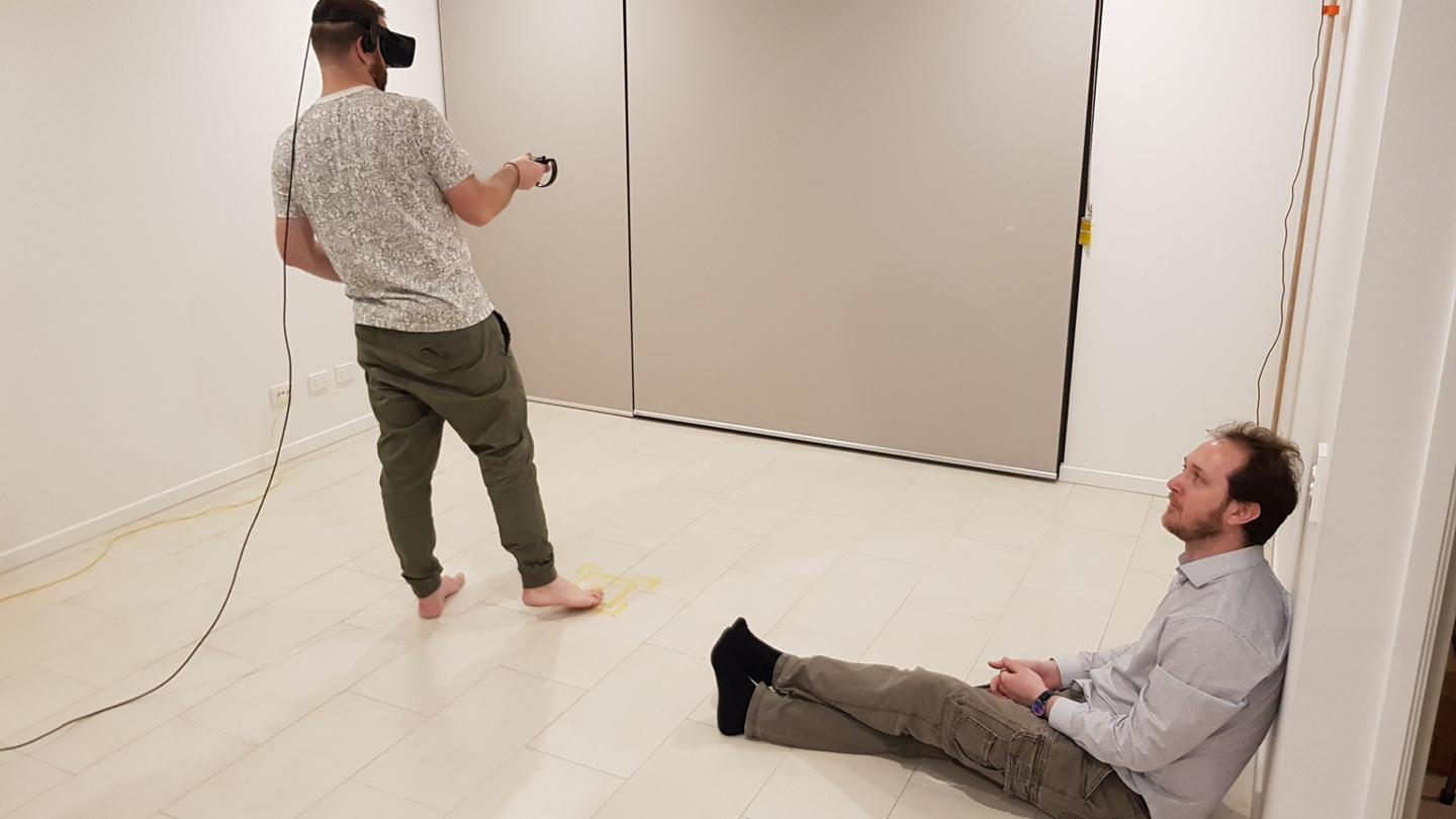 Virtual reality can already transport folks to some strange places, and new tech called ViewR will now enable their friends to go along for the ride