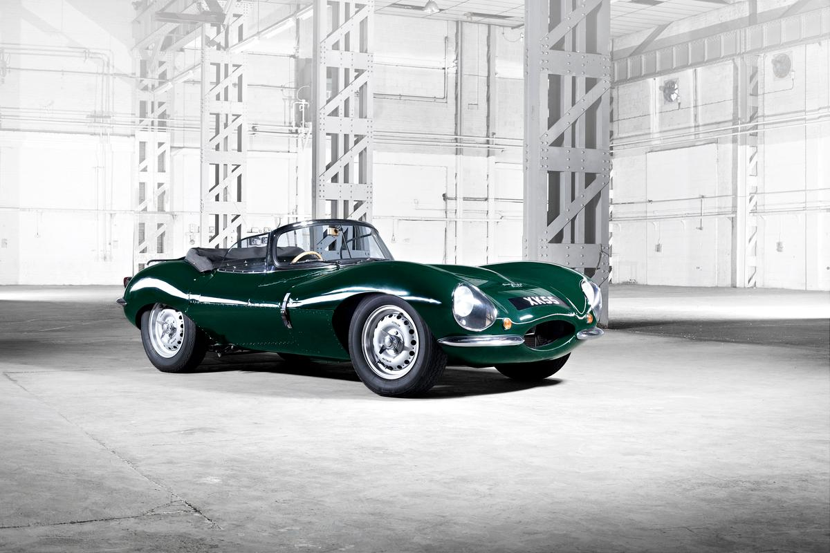 Jaguar Classic will hand-build nine lost 1957 XKSS models