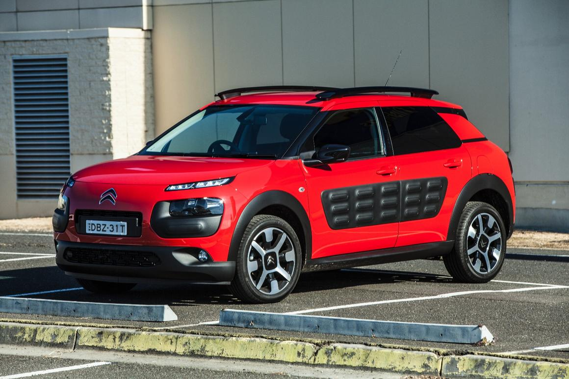 The C4 Cactus makes economical motoring fun