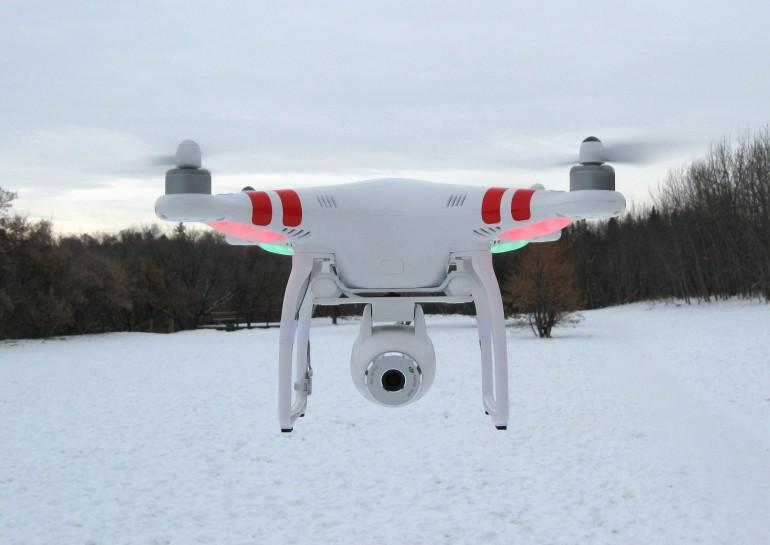 The FAA has granted another two exemptions to commercial drone operators (Photo: Ben Coxworth/Gizmag.com)