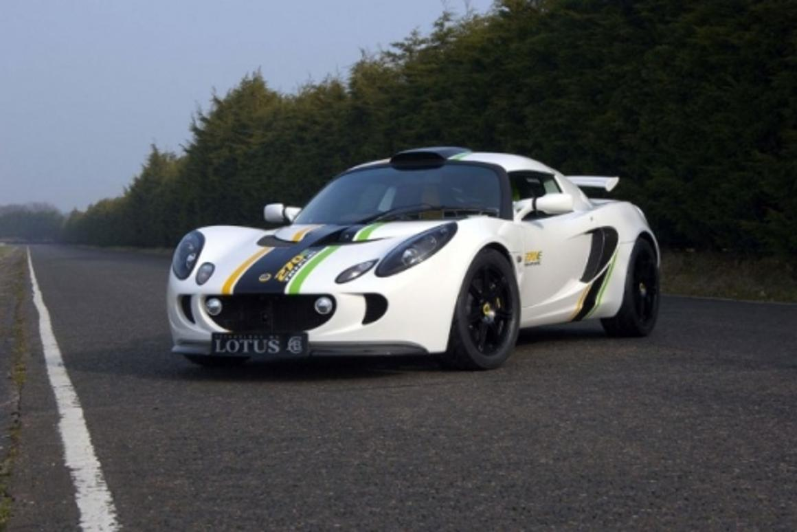 The Lotus Exige 270E Tri-fuel (petrol, ethanol, methanol) was one of Lotus' first research steps into understanding the complex combustion process when running on alcohol fuels.