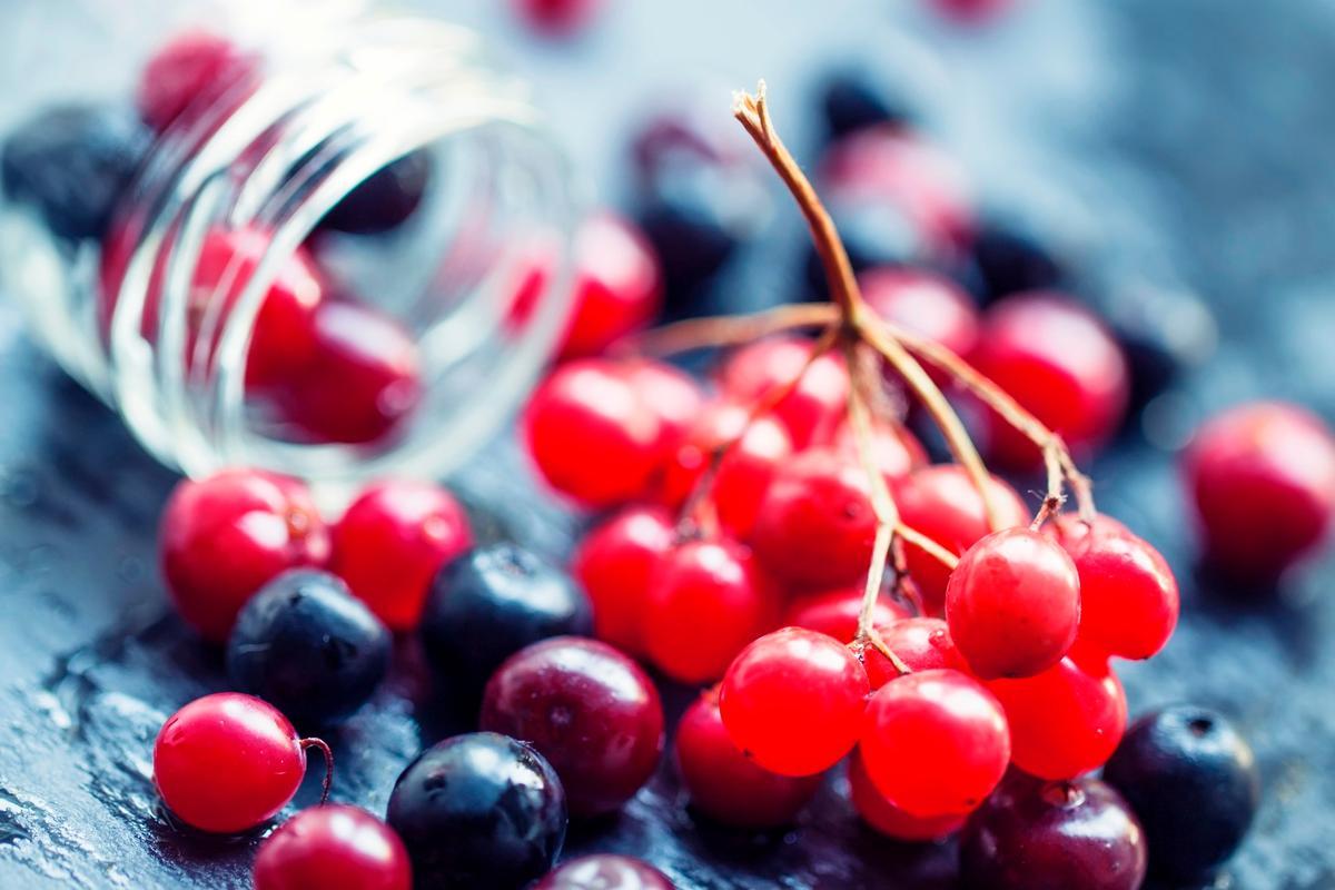 Fruit or bacteria-fighting power pills?