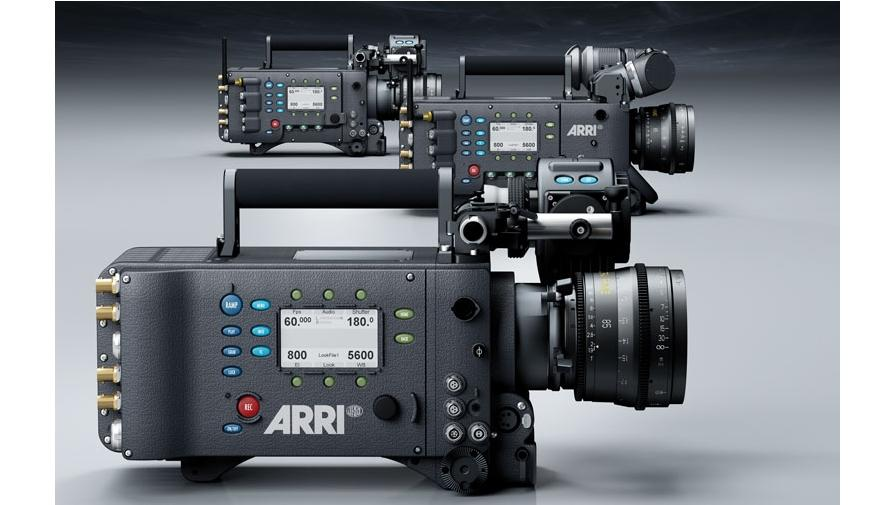 ARRI Alexa platform is a new generation of high-end digital movie cameras