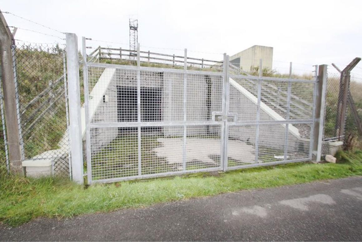 What's your bid for a British Cold War bunker?
