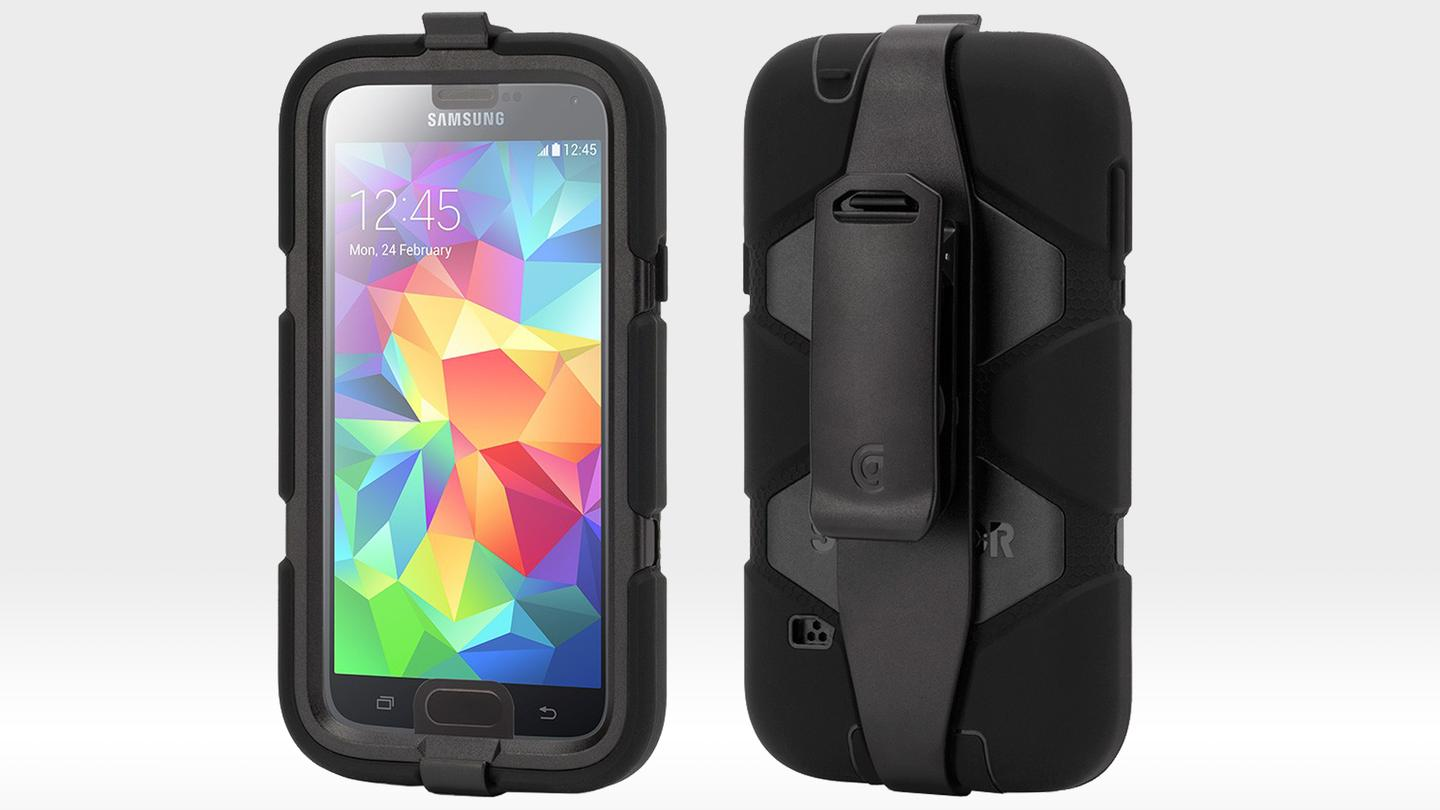 Five Of The Best Rugged Smartphone Cases