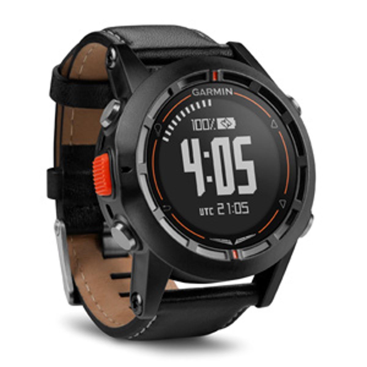 The Garmin D2 pilot watch is billed as a wrist-mounted avionics package