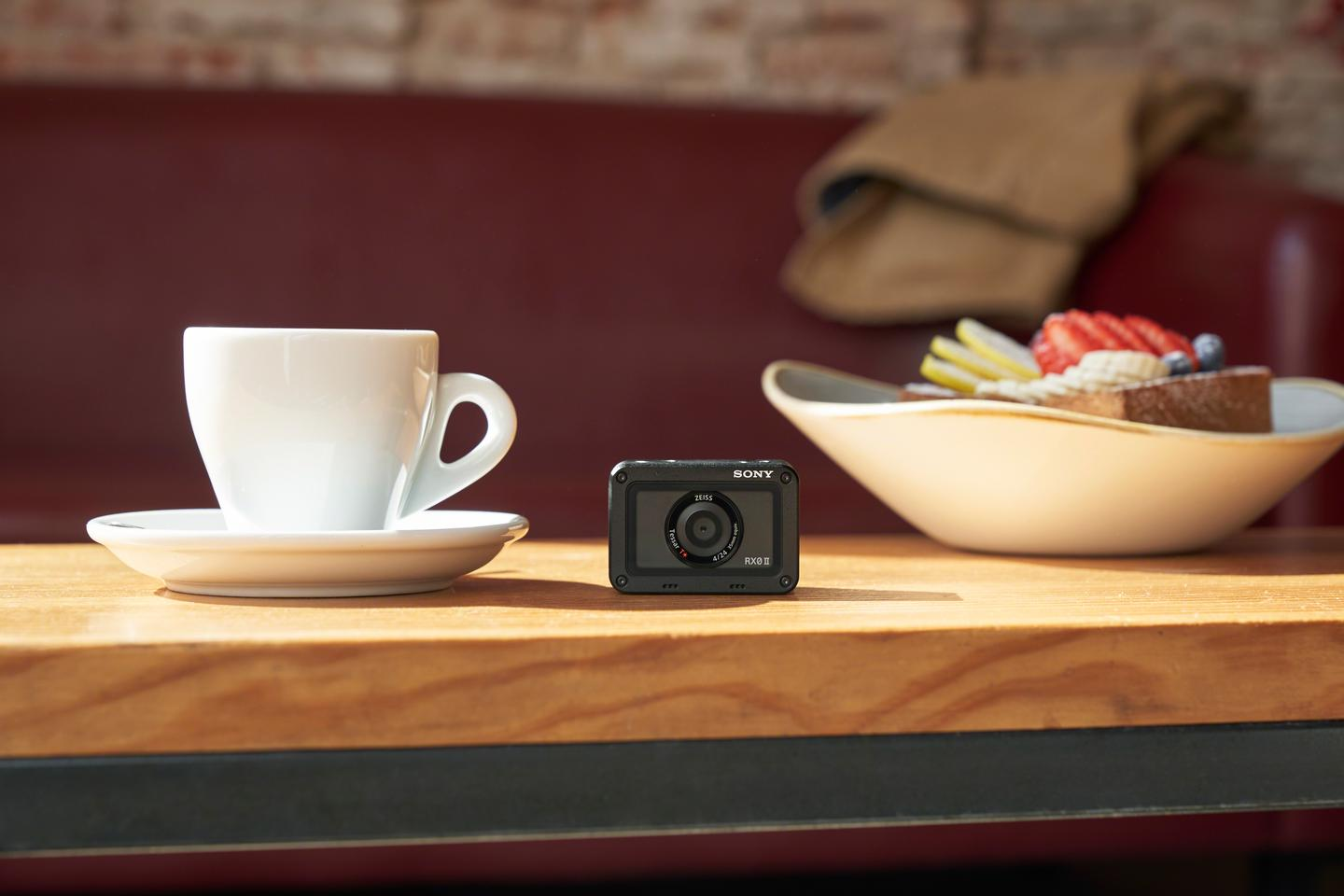 A tiny form factor will make this a very portable device