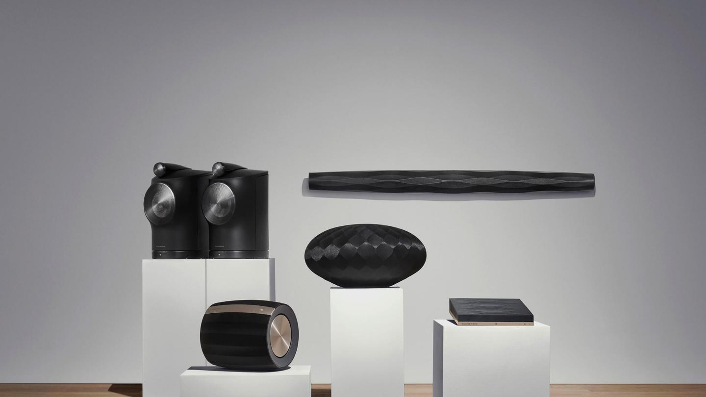 The high-end Formation Suite from B&W comprises five products at launch