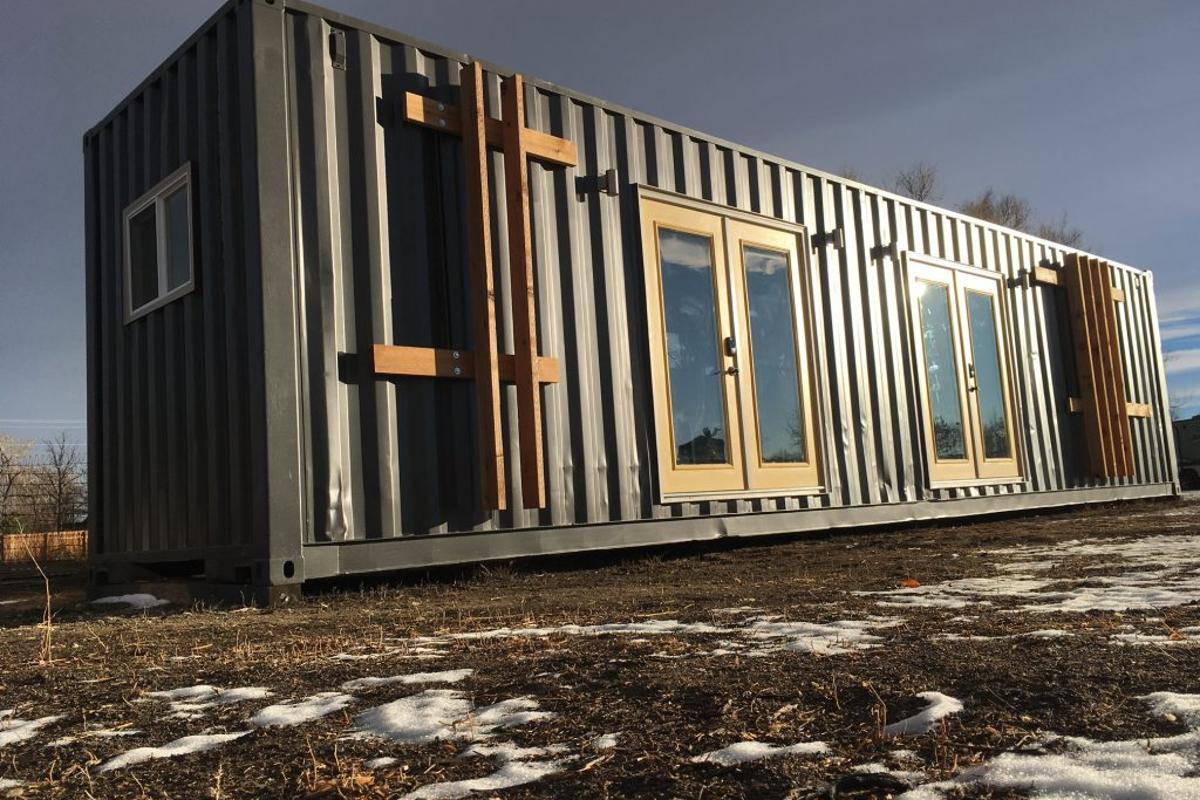 The Intellectual Tiny Home will set you back US$62,000