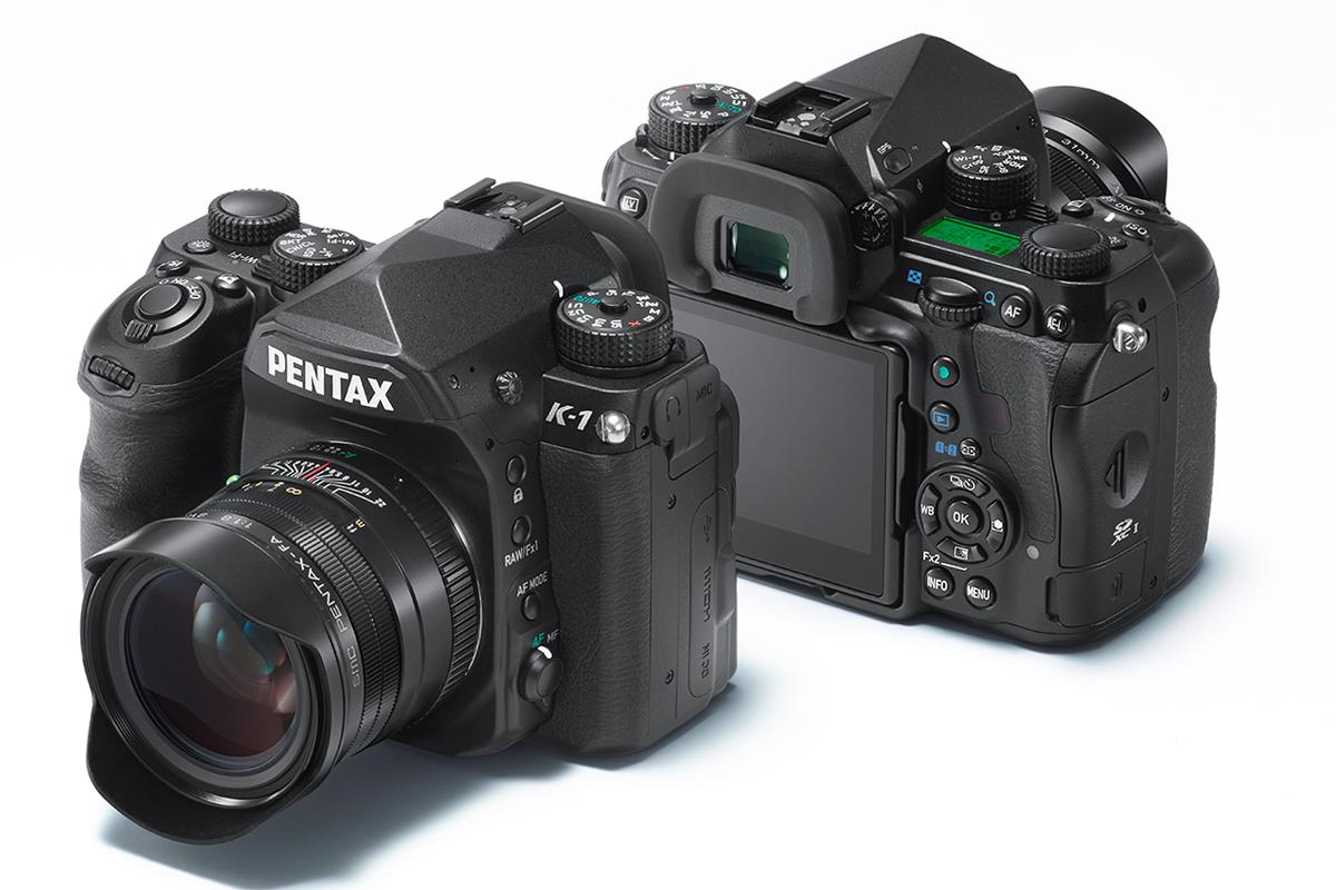 The Pentax K-1 is the long-awaited full frame DSLR from Ricoh Imaging