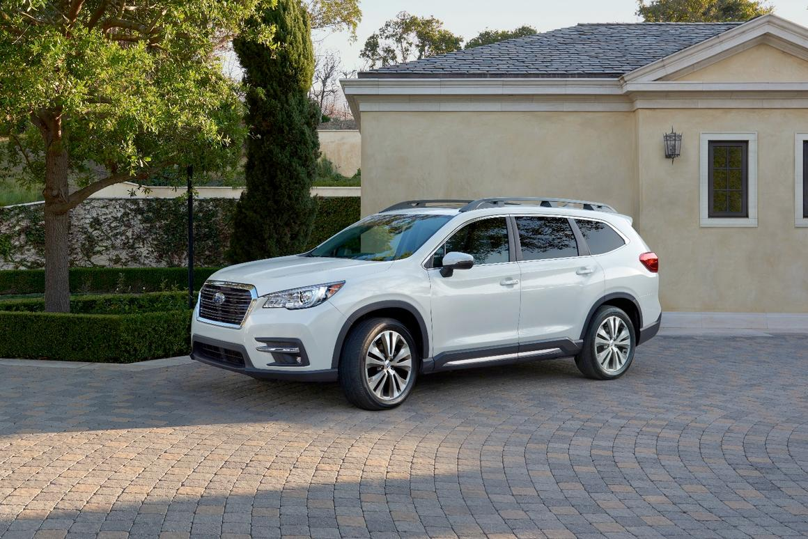 Subaru Diesel Usa >> Subaru Targets Families With New Ascent 3 Row Suv Its