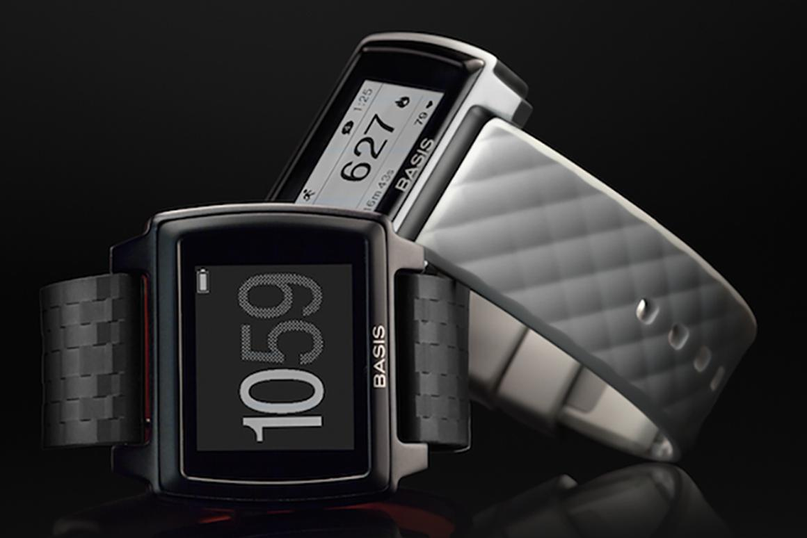 The Basis Peak - a comprehensive fitness tracker that borrows features from smartwatches