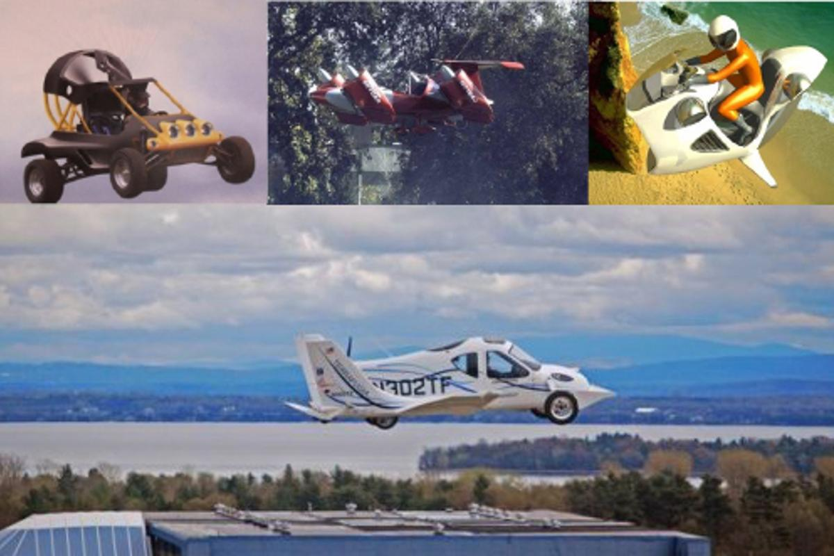 Flying car roundup: the good, the bad, the ugly