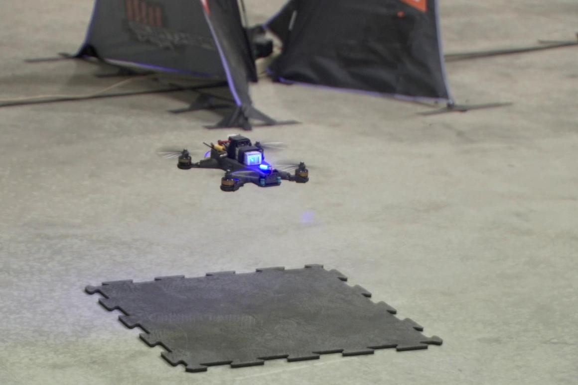 While the drone race was a fun way to test theprogress of its AI-controlled drones, the JPL team is quite serious about the applications for its technology