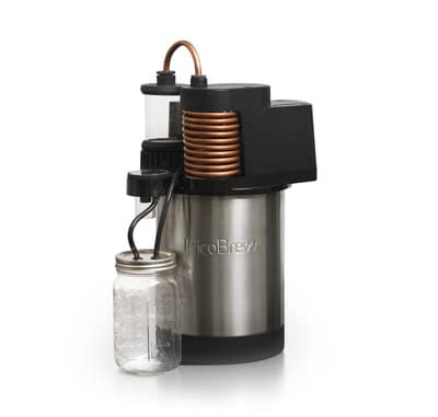 PicoStill is a distilling attachment for the Pico C or Zymatic that extends their functionality beyond the realm of beer