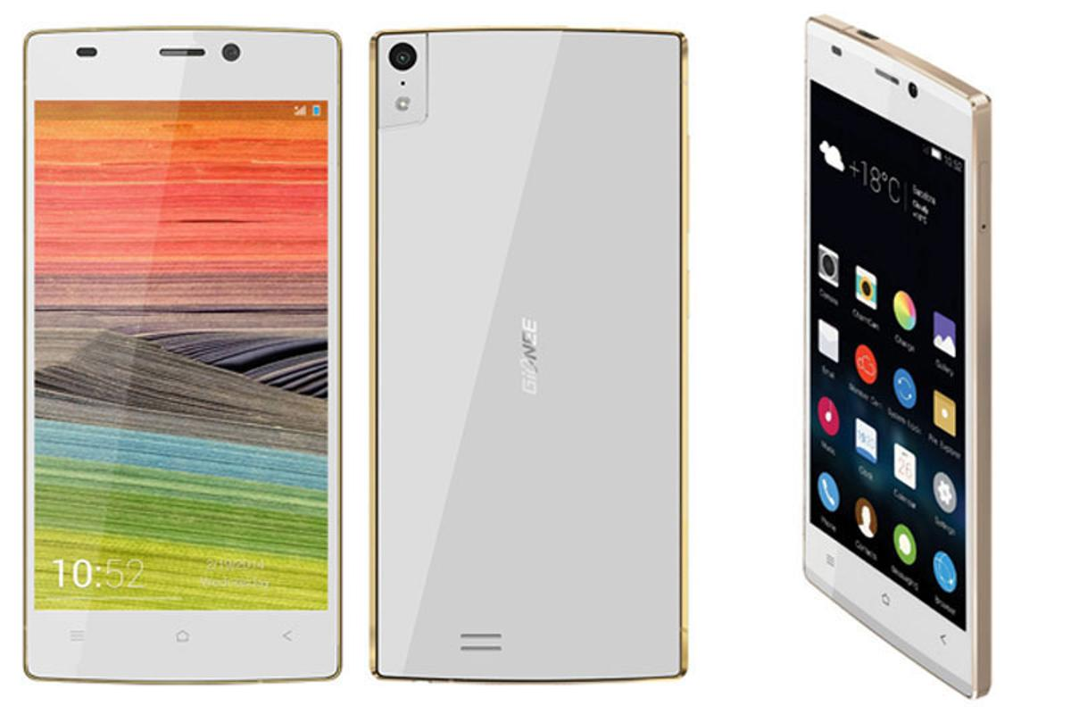 The slim Gionee Elife S5.5 features an octa-core processor, Super AMOLED+ HD display and a 2300 mAh battery