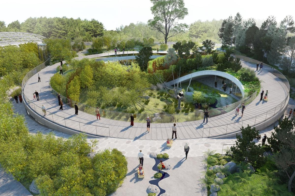 The Panda House isdue to begin constructionlater this year, providing the required 150 million DKK (around US$17.7 million) fundingis raised