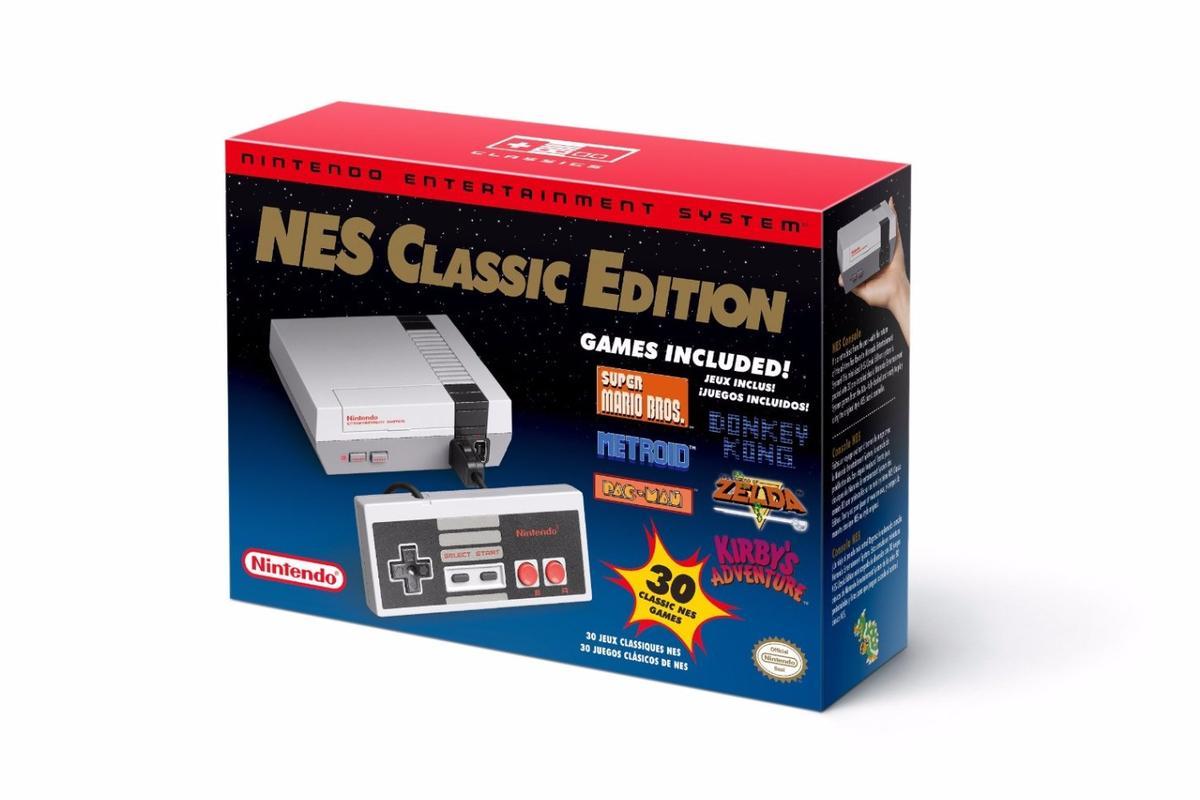 The NESClassicEdition