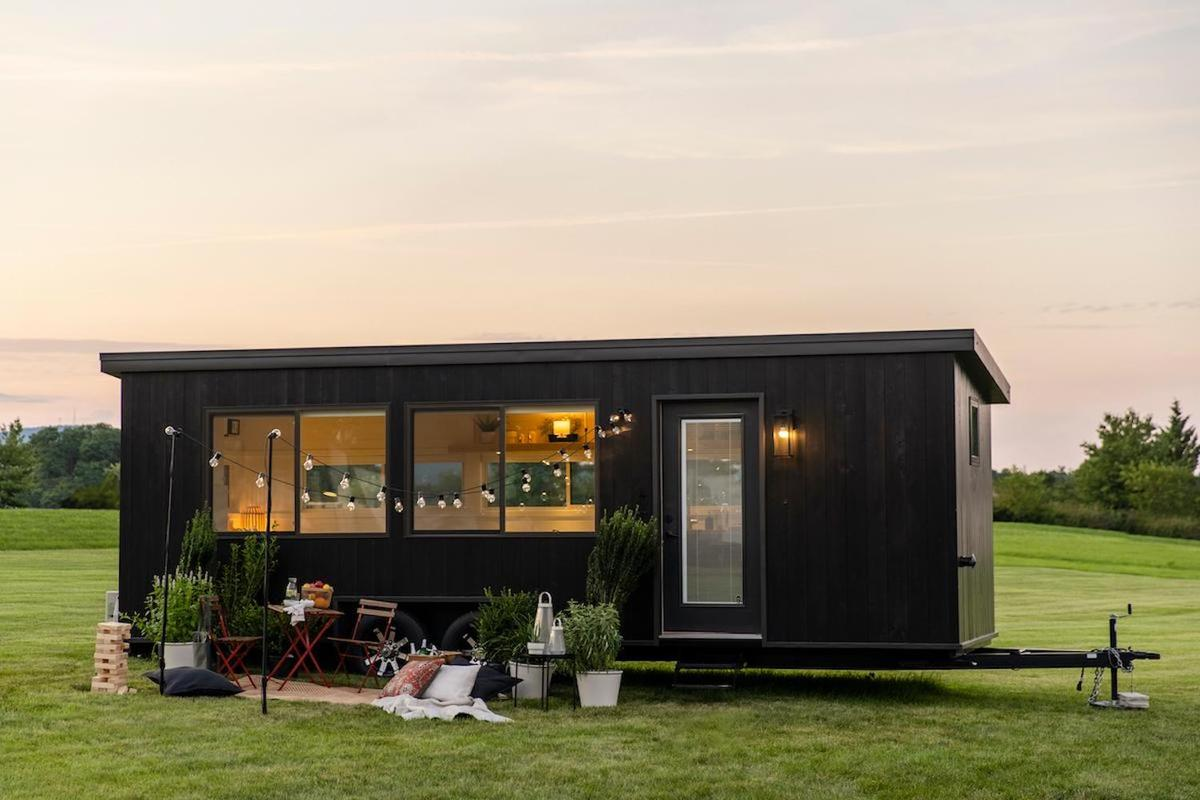 The Ikea Tiny Home Project is based on Escape's Vista Boho XL, which starts at US$47,550