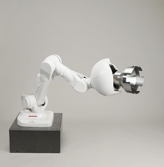 Honda Robotics' new Task-performing Robot Arm