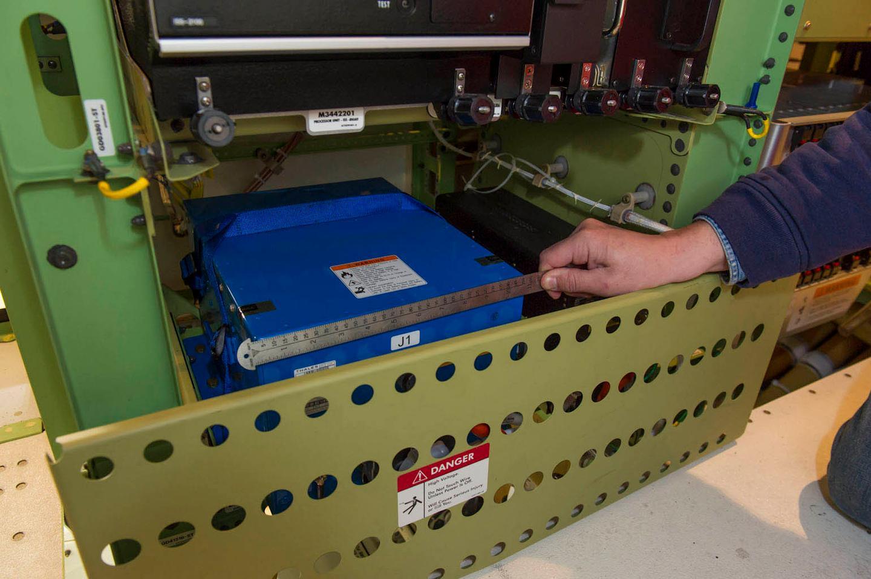787 Drealiner battery system