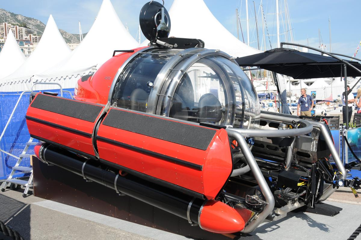 U-Boat Worx has launched its new C-Explorer 5 model