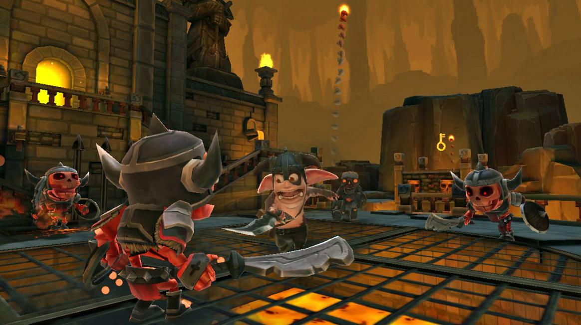 HeroBound, our favorite Gear VR launch title, still doesn't have a paid version
