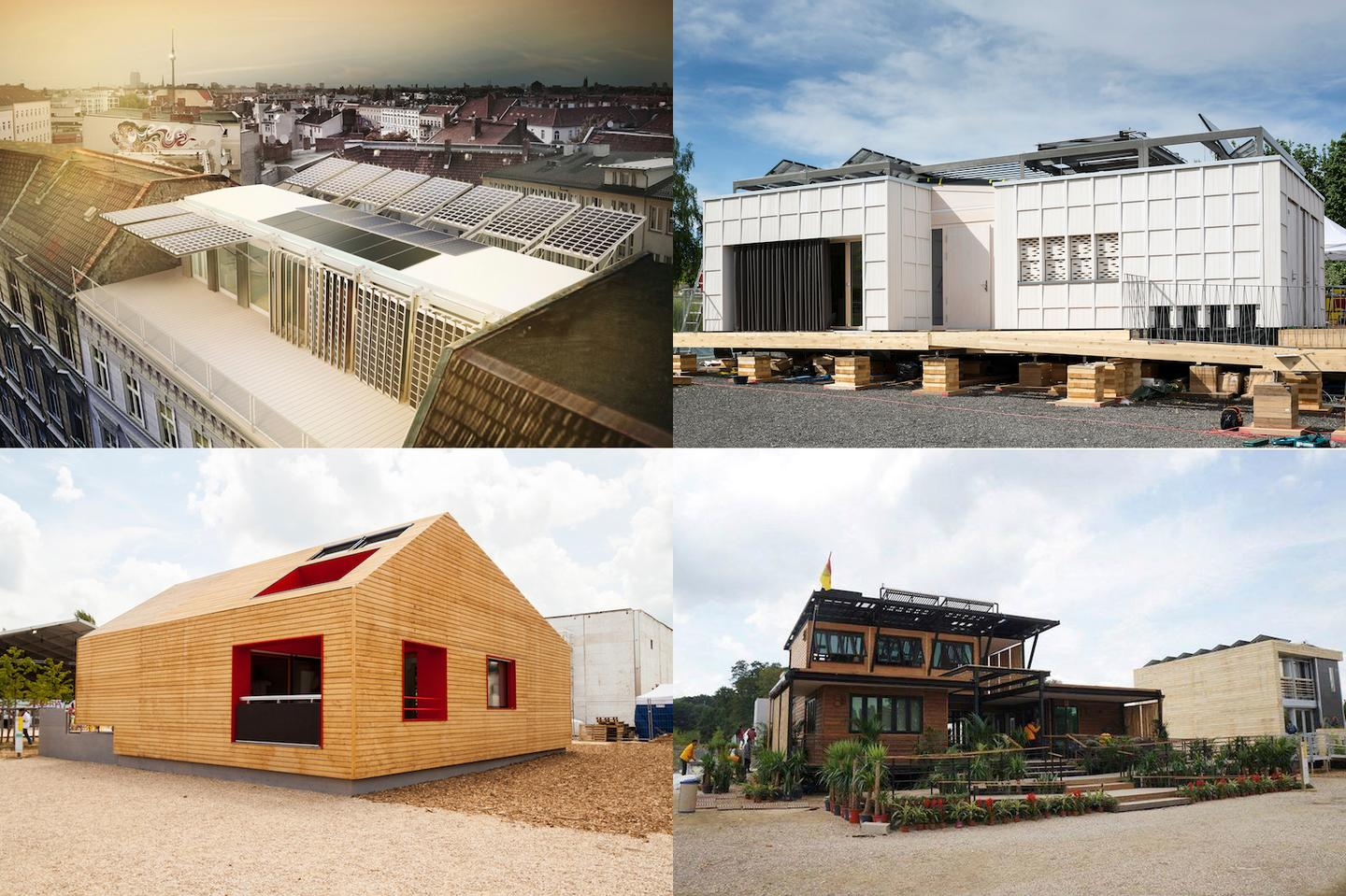 Gizmag takes a look at five highlights from the 2014 European Solar Decathlon competition