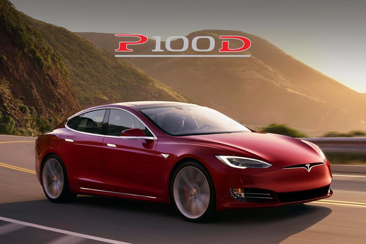 The Model S will be receiving the update, starting tonight