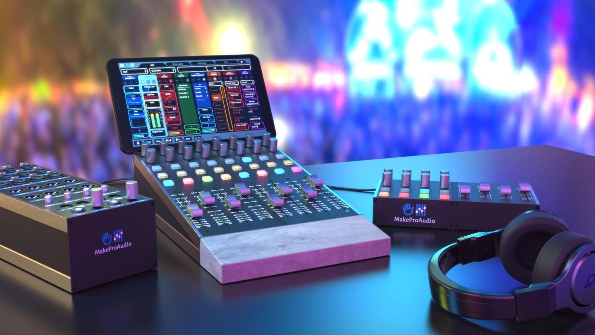 The MPA Platform allows musicians to build needs-specific audio gear