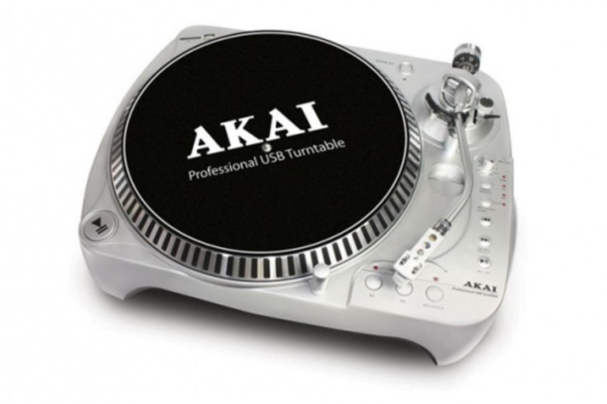 Wanted: the Akai ATT023U USB turntable – PCs need not apply