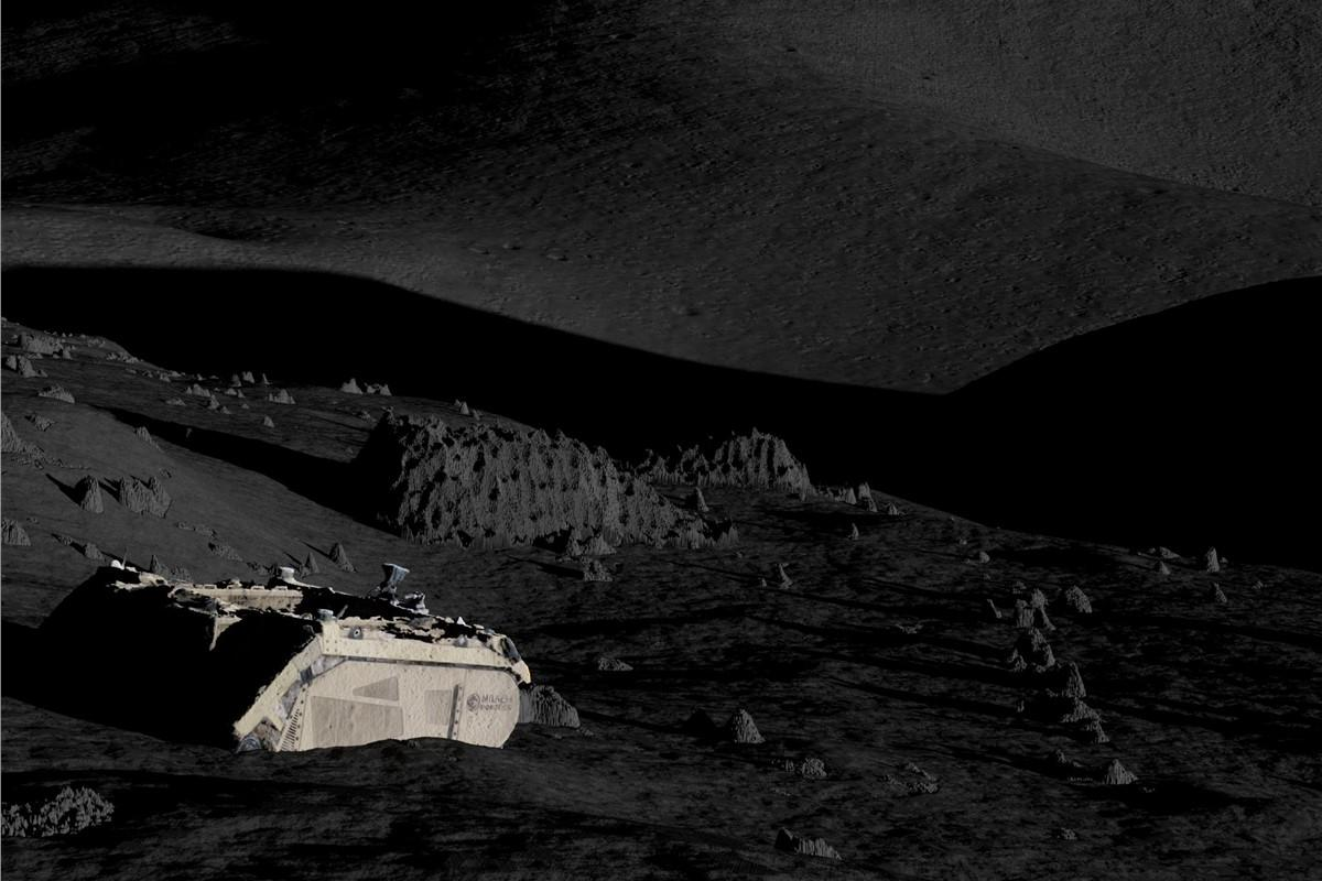 Milrem's robotic technology will be applied to the next generation of planetary rovers