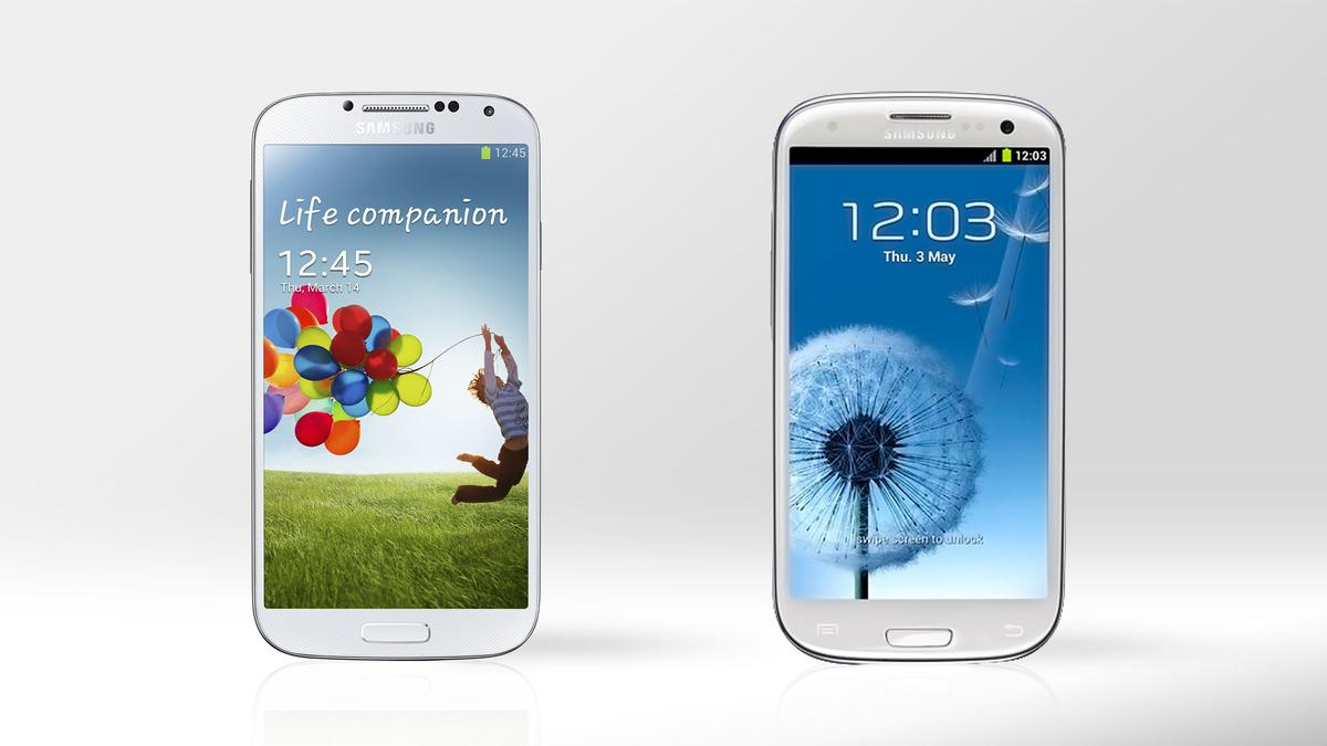 We compare the specs - and other features - of the Samsung Galaxy S3 and S4