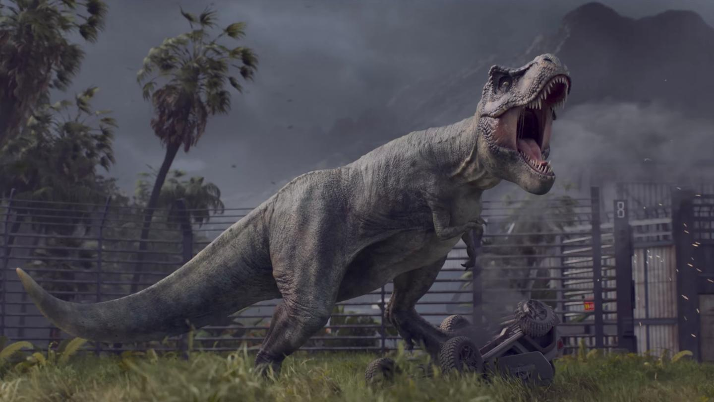 New Atlas rounds up the best trailers of Gamescom 2017, including a surprise reveal of Jurassic World Evolution