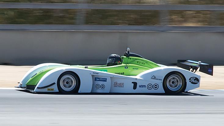 Kleenspeed's 160 mph EV-X11
