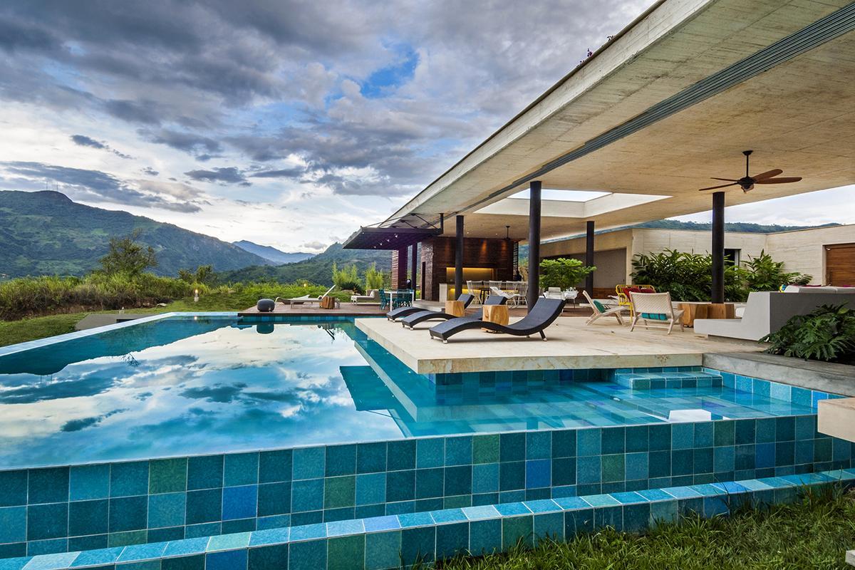Casa 7A, by Arquitectura en Estudio and Natalia Heredia (Photo: David Uribe)
