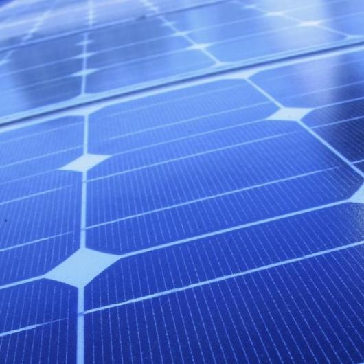 Increasing the efficiency of solar panels