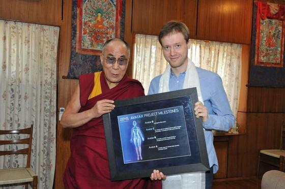 The Dalai Lama has expressed support for the Avatar initiative (Photo: 2045.com)