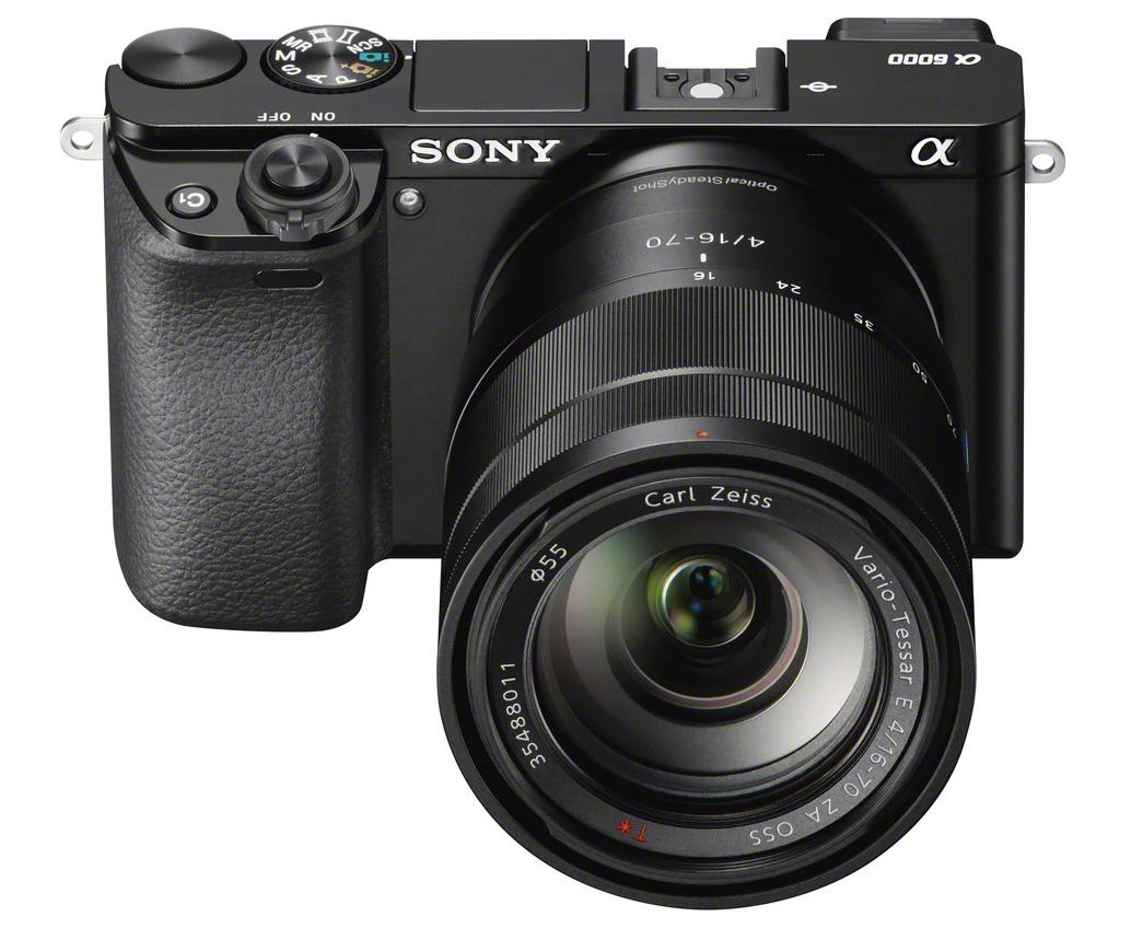 The hybrid autofocus system in the Sony A6000 has 25 contrast-detection and 179 phase-detection points
