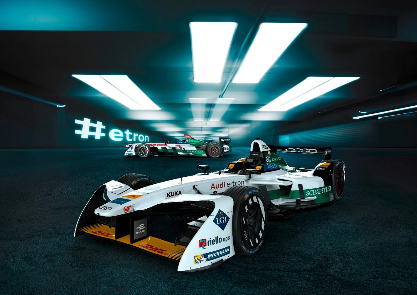 The first factory-backed FormulaEentry fromAudi