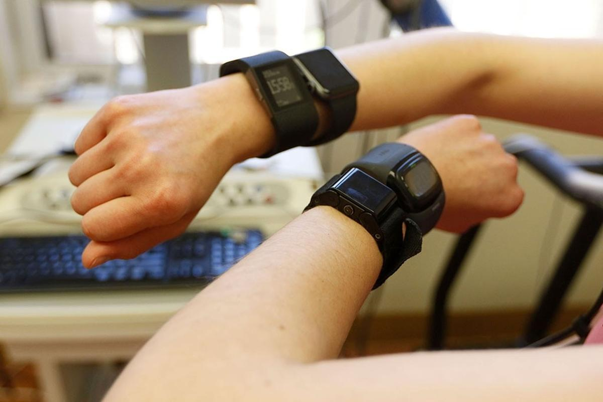 A new study from Stanford into the accuracy of seven popular fitness trackers indicates such devices aren't much good at estimating energy expenditure