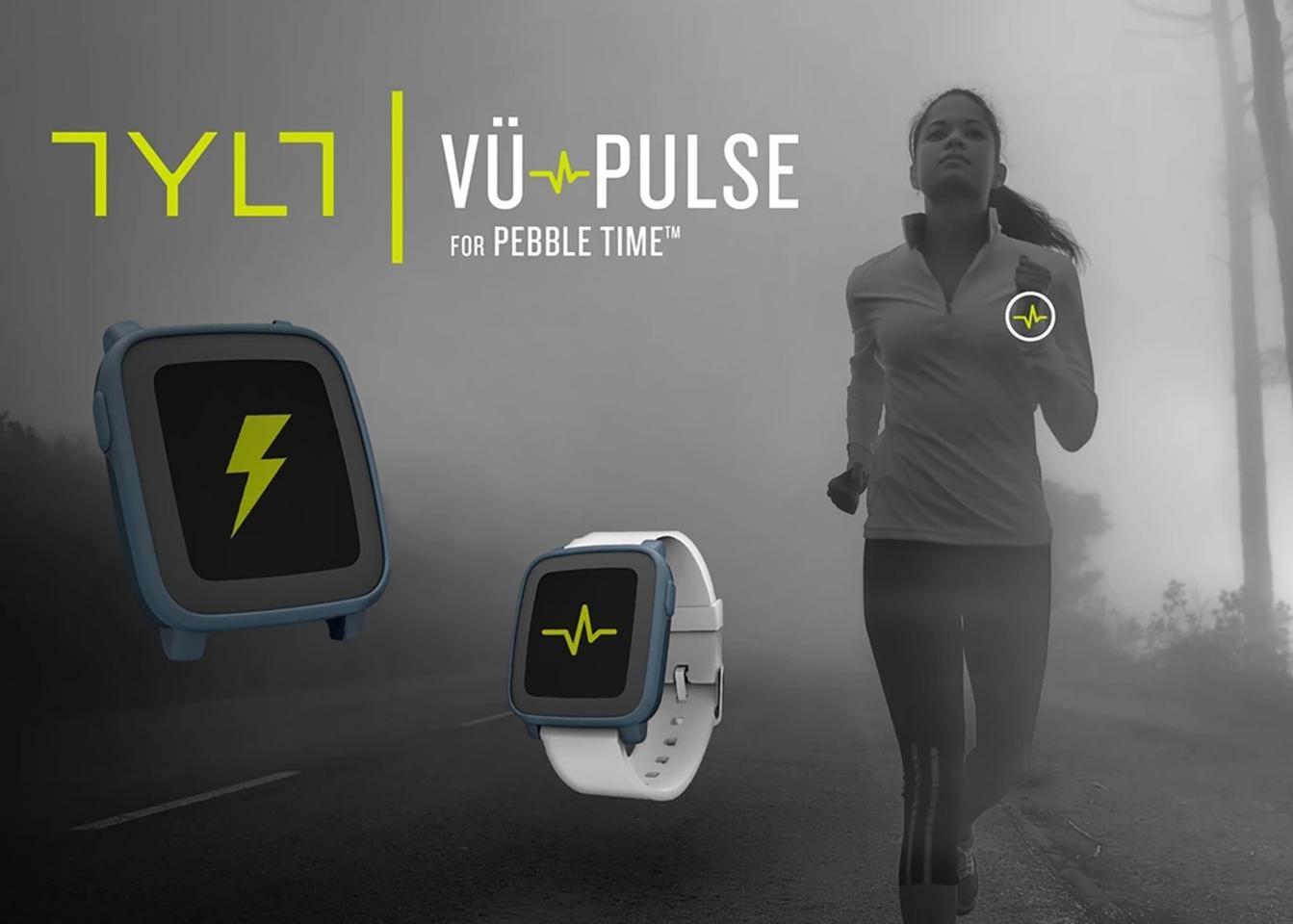 The Tylt Vü Pulse Kickstarter is looking to raise US$150,000