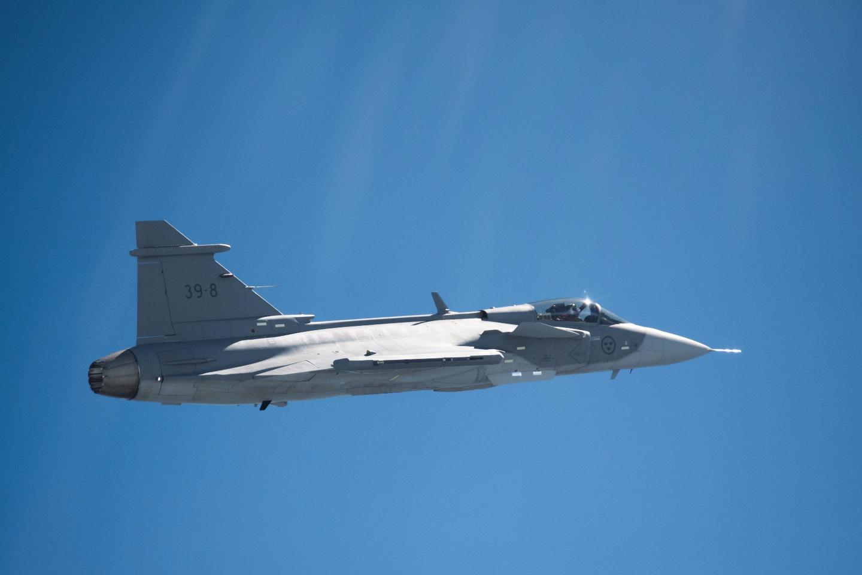 The Saab Gripen E has advacned avionics