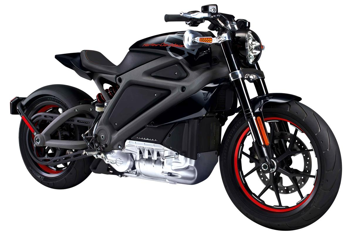 Electric motorcycles like the Harley-Davidson LiveWire could benefit from a £1,500 government subsidy in the UK