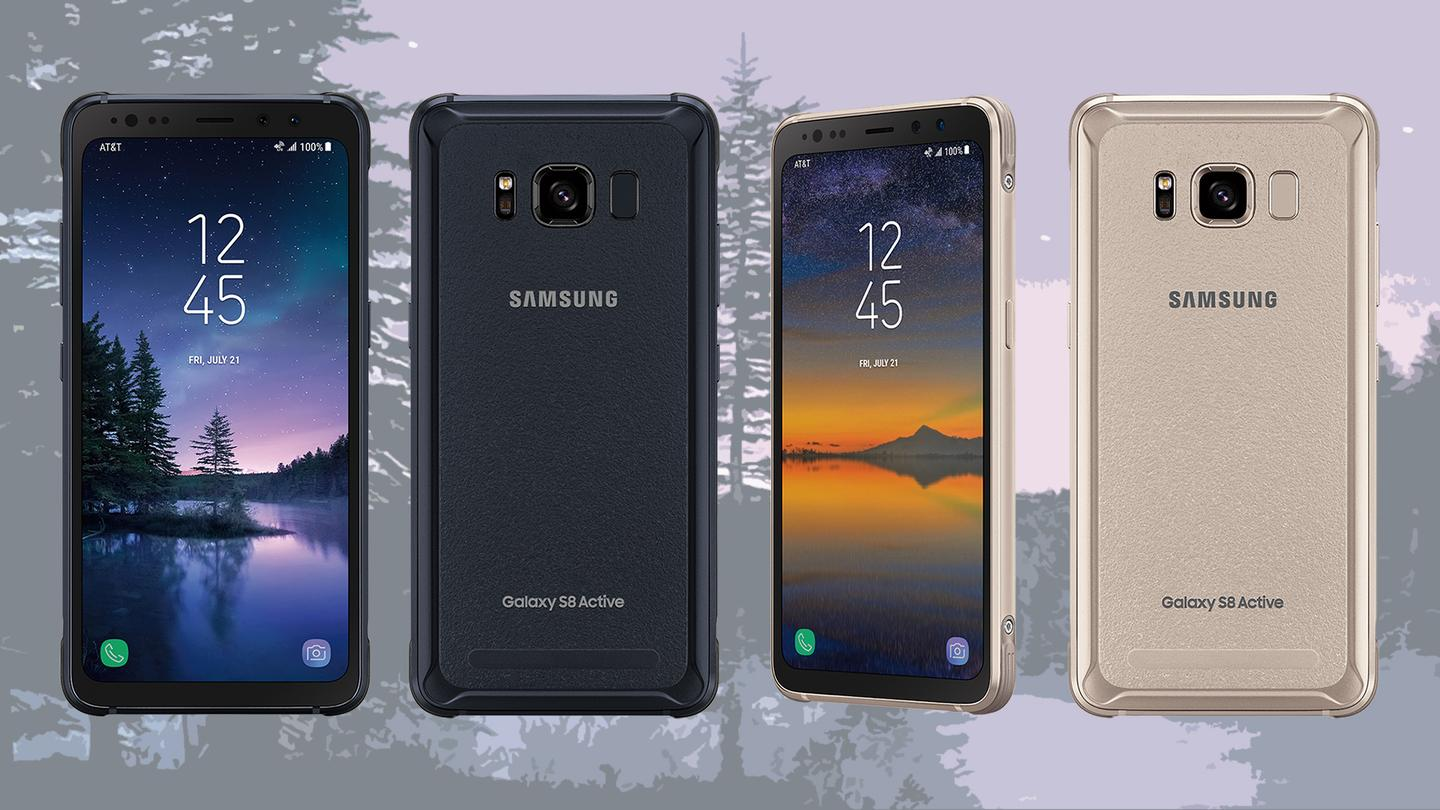 The Samsung Galaxy S8 Active goes up for the pre-order on August 8