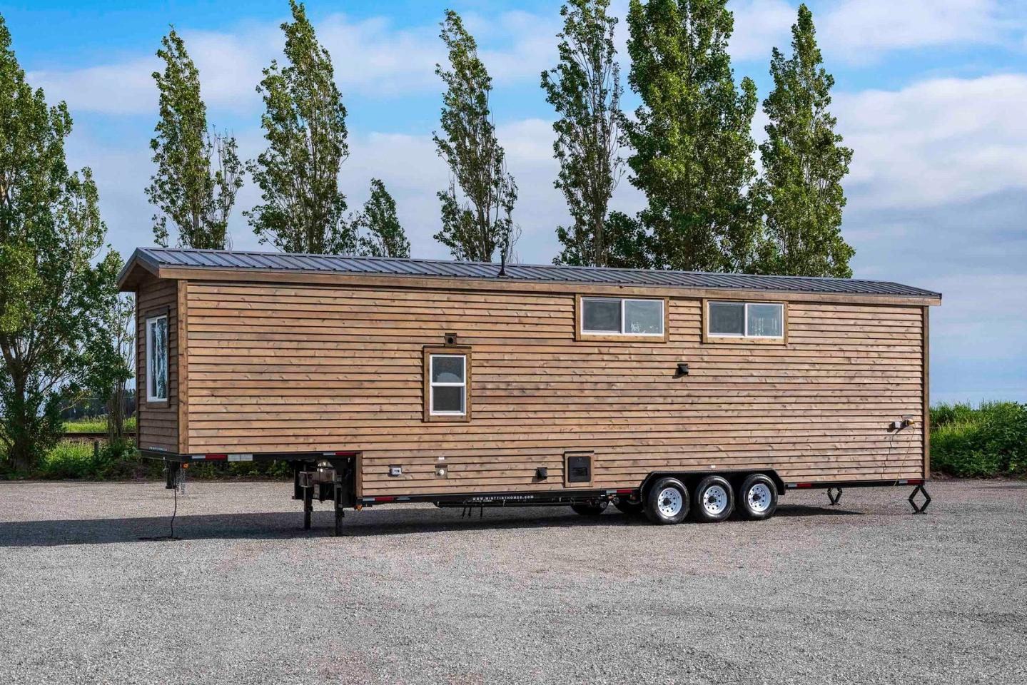 Mobile Homes In Canada - Homemade Ftempo