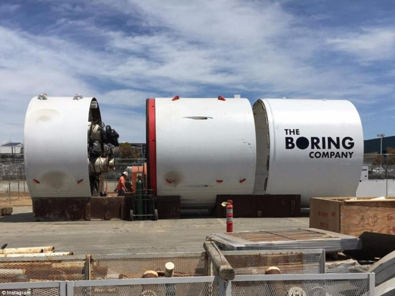 The Boring Company aims to make tunneling more cheaper and more efficient